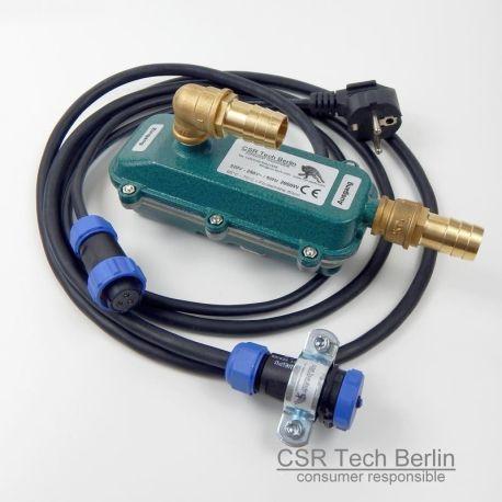 Motorvorwärmer 230V 2000w mit IP68 Zusatzanschlusskabel