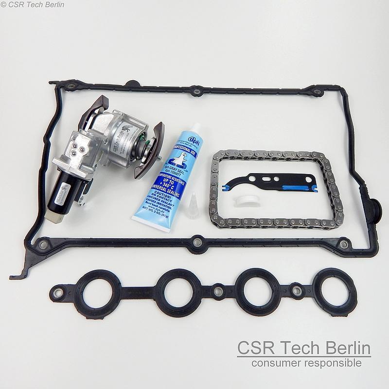 Nockenwellenversteller Kettenspanner für Audi VW Skoda Seat 1.8//1.8T 058109088 K